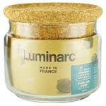 Luminarc Pure Jar Cork Jar for Loose Products 0,5l