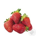 ягода полуниця фасована