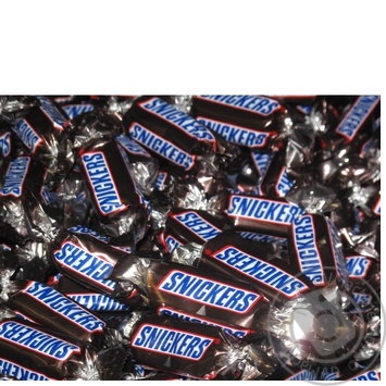 Candy Snickers Russia