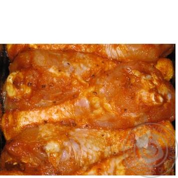 Голень цыпленка-бройлера Амстор охлажденная в маринаде