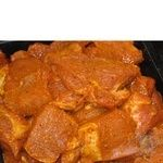 Chilled pork shashlik in marinade Amstor