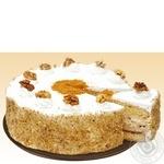 Cake Amstor with nuts Ukraine
