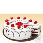 Cake Amstor Winter cherry Ukraine