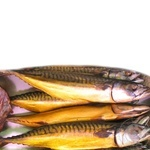 Fish atlantic mackerel Amstor cold-smoked
