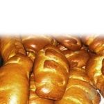 Булка Амстор с абрикосом 100г Украина