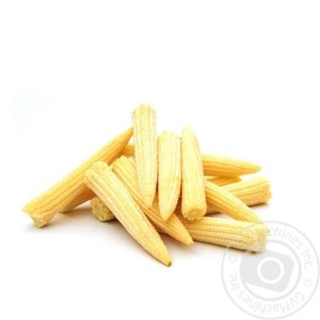 Овощи кукуруза фасованное