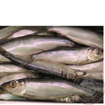 Рыба салака Амстор замороженная