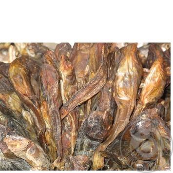 Fish gobies Amstor cold-smoked