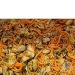 Seafood mussles Amstor korean