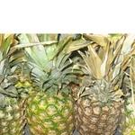 Фрукт ананас свежая