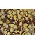 Nuts hazelnut Faeton fried