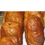 Croissant Amstor with chocolate 80g