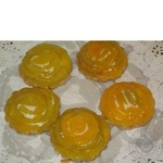 Shortcake Amstor peach shortbread