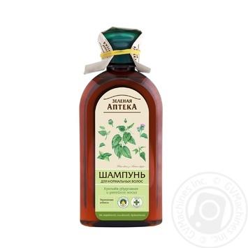 Zelenaya Apteka With Nettle For Hair Shampoo - buy, prices for Novus - image 1