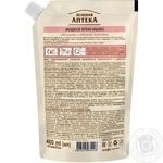 Мило-крем Зеленая Аптека мигдаль і вівсяне молочко 460мл - купити, ціни на Метро - фото 2