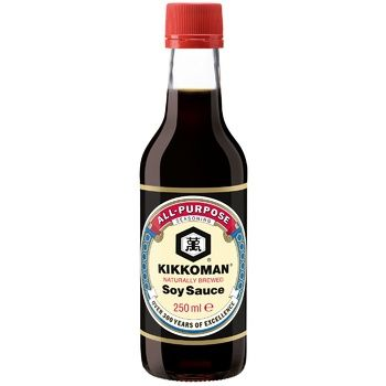 Kikkoman soy sauce 250ml - buy, prices for CityMarket - photo 1