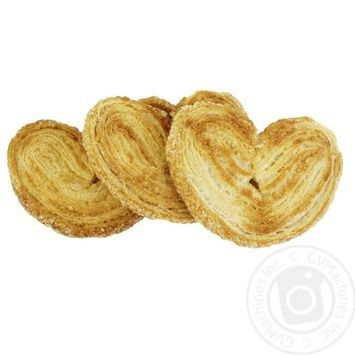 Biscuit Vushka leaf weight