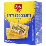 Schar Fette Croccanti Crispbread 150g