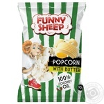 Veseli barantci with flavor of butter popcorn 90g