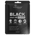 Viabeauty Mask With Bamboo Charcoal For Face 10ml