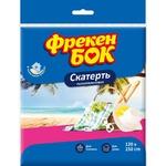 Скатерть Фрекен Бок полиэтиленовая 120х150см