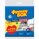Water-absorbing wipe Freken bok for home 5pcs