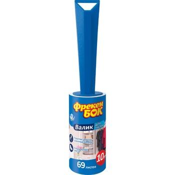 Валик Фрекен Бок для чистки с пластиковой крышкой 10м