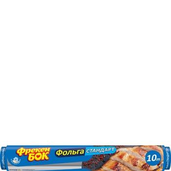 Freken Bok Aluminum Foil Standard 10m - buy, prices for Furshet - image 1