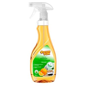 Экологическое моющее средство Фрекен Бок Апельсин универсальное 500мл