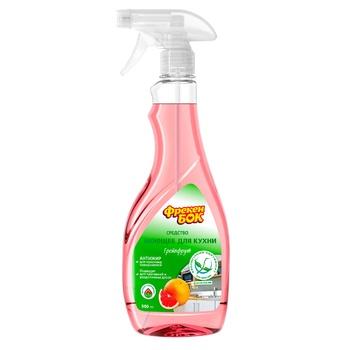 Екологічний миючий засіб Фрекен Бок Грейпфрут для кухонь 500мл - купити, ціни на Novus - фото 1