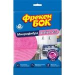 Freken Bock Napkin Microfiber Active 2in1 35*35cm - buy, prices for Novus - image 1