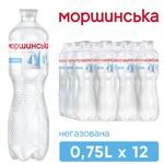 Morshynska non-carbonated water 750ml