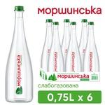 Morshynska Premium carbonated mineral water 750ml
