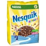 Готовый сухой завтрак NESTLÉ® NESQUIK® Alphabet 460г
