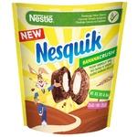 Завтрак сухой Nestle Nesquik Bananacrush подушечки 350г