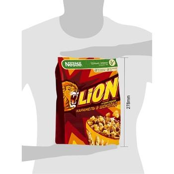 Готовый сухой завтрак NESTLÉ® LION® 450г - купить, цены на МегаМаркет - фото 2