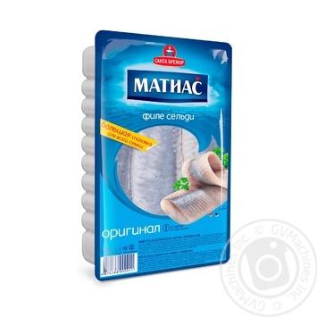 Santa Bremor Matias Original Herring Fillet - buy, prices for Tavria V - image 1