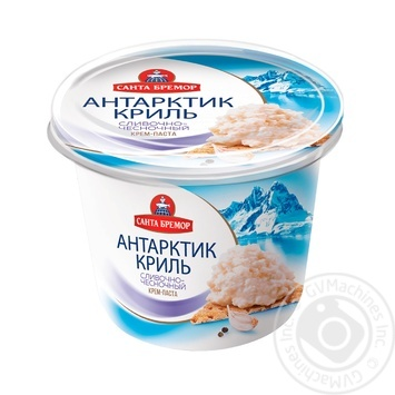 Santa Bremor seafood for sandwich with garlic cream-pasta 150g - buy, prices for Furshet - image 1