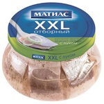 Santa Bremor XXL Selected Peaces With Onion Herring 260g