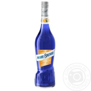 Marie Brizard Curacao Bleu Liqueur 25% 0,7l - buy, prices for Furshet - image 2