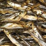 Fish smelt Shelf sun dried