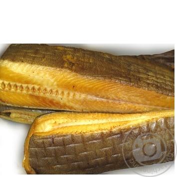 Рыба палтус Шельф холодного копчения