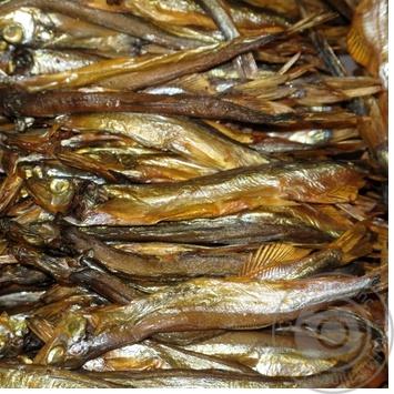 Рыба мойва Шельф холодного копчения