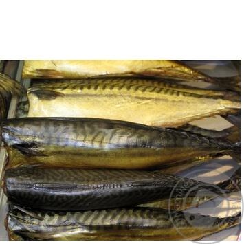 Рыба скумбрия Шельф холодного копчения
