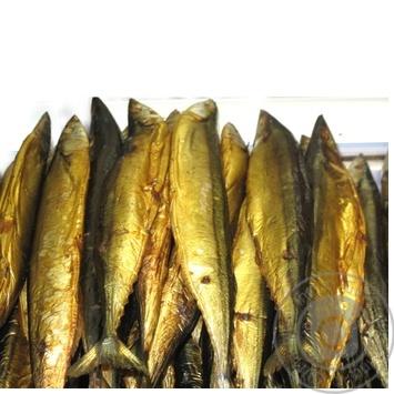 Рыба сайра Шельф холодного копчения