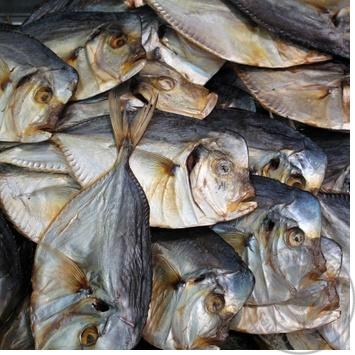 Риба вомер Шельф в'ялена