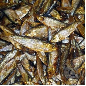 Рыба тюлька Шельф холодного копчения