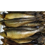 Fish herring Shelf cold-smoked