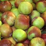 Фрукт яблоки слава победителям свежая