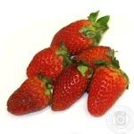ягода полуниця свіжа